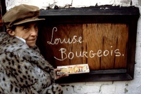 Imagen. Louise Bourgeois