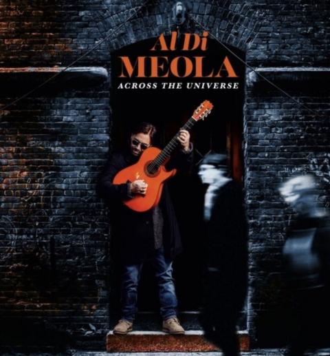 Aldi Meola. Across The Universe. earMUSIC. Qobuz 24/ 96 kHz. 2020